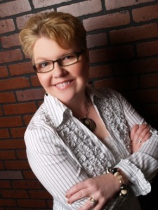 Cathy Tully, author of Training Travis, a contemporary romance