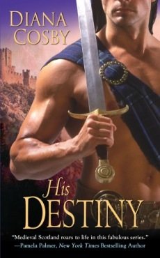 His Destiny cover