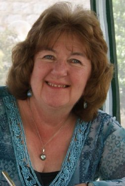 Nancy Jardine, author of After Whorl - Bran Reborn, a romantic historical adventure