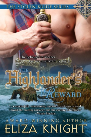 Eliza Knight The Highlanders Reward