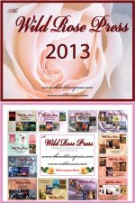2013 Wild Rose Press Calendar