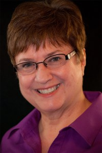 Barbara Barrett, author of Saved by the Salsa, a contemporary romance