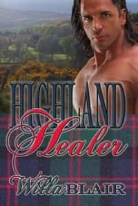 Highland Healer, A Scottish historical romance by Willa Blair