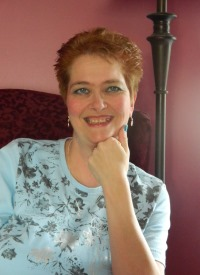 Cynthia Owens, Author of My Dark Rose, An Irish Historical Romance