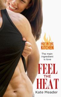 food, chefs, contemporary romance