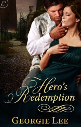 Hero's Redemption, a regency romance by Georgie Lee