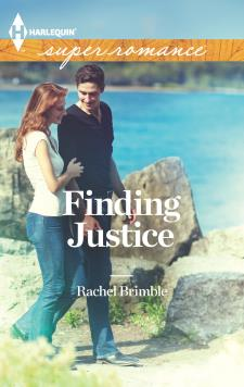 Finding Justice, a contemporary romance by Rachel Brimble
