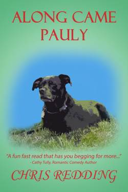 Along Came Pauly, a romantic comedy by Chris Redding