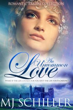 An Uncommon Love, a contemporary romance by M.J. Schiller