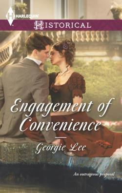 Engagement of Convenience, a regency romance by Georgie Lee