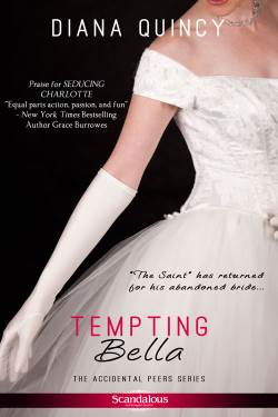 Tempting Bella, a Regency Romance by Diana Quincy