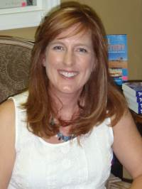 Heather McCollum, author of Surrender, a paranormal romance