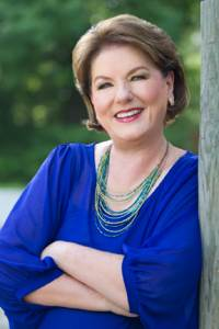 Linda Bennett Pennell, author of Al Capone at the Blanche Hotel, a romantic suspense