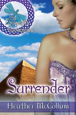 Surrender, a paranormal romance by Heather McCollum