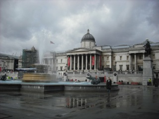 The National Gallery by Chanel Cleeton, author of I See London, a New Adult contemporary romance