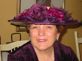 Barbara Edwards, author of Journey Of The Magi, a holiday romance
