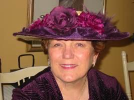 Barbara Edwards, author of Journey Of The Magi, a holiday romance
