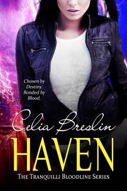 Haven, a paranormal romance, by Celia Breslin