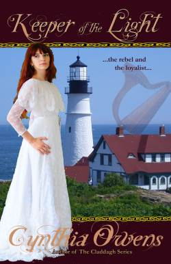 Keeper of the Light, an Irish historical romance by Cynthia Owens