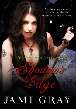 Shadow's Edge: Book 1 of The Kyn Kronicles, a paranormal romance by Jami Gray