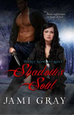 Shadow's Soul: Book 2 of the Kyn Kronicles, a paranormal romance by Jami Gray
