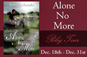 Alone No More, a historical romance by Terri Rochenski