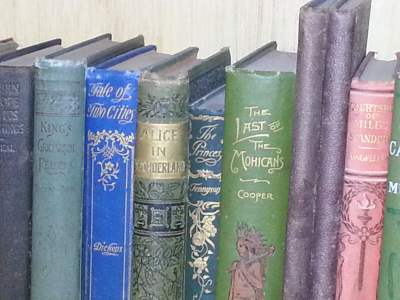 My Old Books