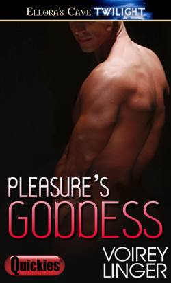 Pleasure's Goddess, a Romantica® paranormal erotic romance by Voirey Linger