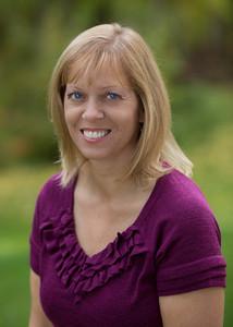 Rebecca Thomas, author of The Blacksmith's Son, a historical romance