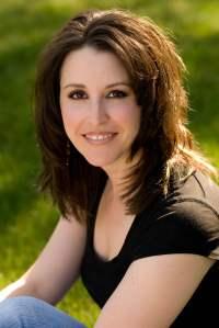 Terri Rochenski, author of Alone No More, a historical romance