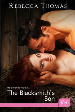 The Blacksmith's Son, a historical romance, by Rebecca Thomas