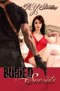 Buried Secrets, a romantic mystery by A.Y. Stratton
