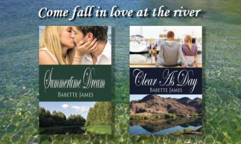 Summertime Dream and Clear As Day, Contemporary Romances by Babette James
