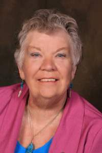 Velda Brotherton, author of Once There Were Sad Songs, a women's fiction novel