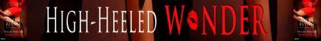 High-Heeled Wonder, a romantic suspense by Avery Flynn