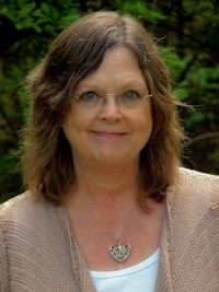 Rebecca Smith, author of A Shadow on the Ground, a romantic suspense