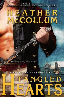 Tangled Hearts, a historical romance by Heather McCollum
