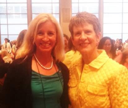 Veronica Forand and Susan Elizabeth Phillips