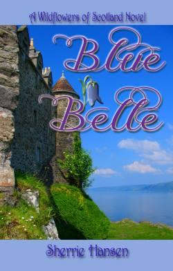 Blue Belle, a contemporary romance by Sherrie Hansen