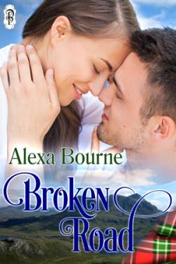 Broken Road, a contemporary romance novella by Alexa Bourne