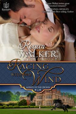 Racing With The Wind , a Regency romance by Regan Walker