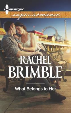 What Belongs To Her, a Harlequin contemporary romance by Rachel Brimble