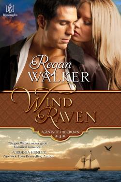 Wind Raven, a Regency romance by Regan Walker