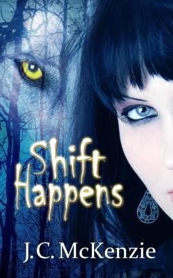 Shift Happens, a paranormal romance by J.C. McKenzie