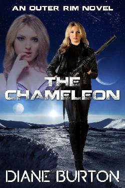 The Chameleon, a science fiction romance by Diane Burton