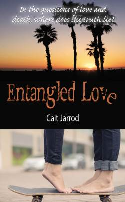 Entangled Love, a romantic suspense, by Cait Jarrod