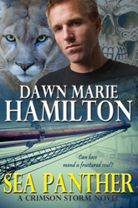 Sea Panther, a paranormal romance by Dawn Marie Hamilton