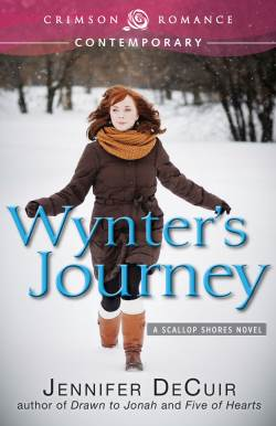Wynter's Journey, a contemporary romance by Jennifer DeCuir