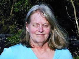 Ilona Fridl, author of Iris Rainbow, a women's fiction romance
