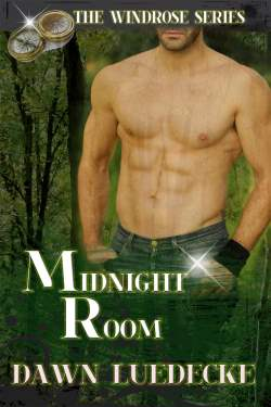 Midnight Room, a paranormal romance by Dawn Luedecke